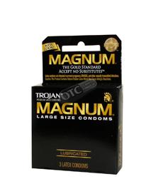 Condon Trojan Negro x 6x3Unid | SKU: 1116 |