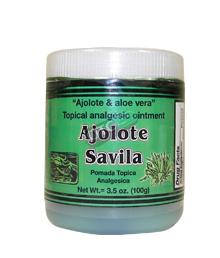 Pomada Ajolote/Savila 3.5oz | SKU: 1409 |