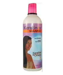 Keratinex Shampoo 16oz   SKU: 1596  
