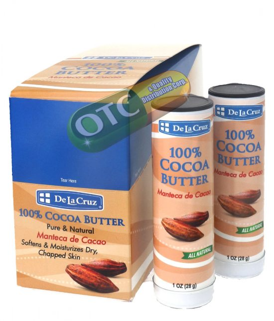 Cocoa Butter Dply x 12 | SKU: 1634 |
