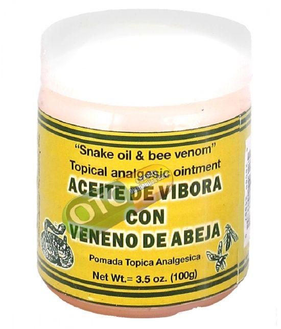 Pomada Vibora+VenAbeja 3.5oz   SKU: 1423  