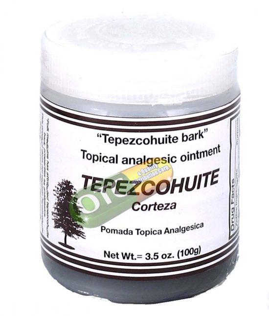 Pomada Tepezcohuite 3.5oz | SKU: 1420 |