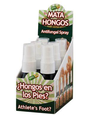 El Mata Hongo Dply x 6 | SKU: 1758 |