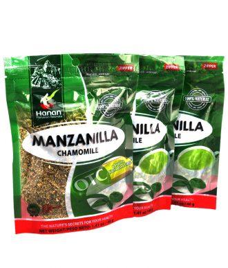 Manzanilla/Chamomile x3 bag x | SKU: 2747 |