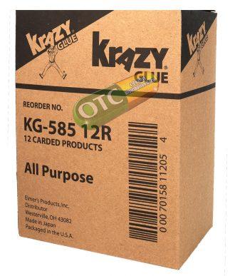 Krazy Glue 12 Unid | SKU: 1393 |